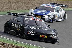 DTM Testbericht DTM-Test in Hockenheim: BMW und Audi schnell, Mercedes mit Rückstand