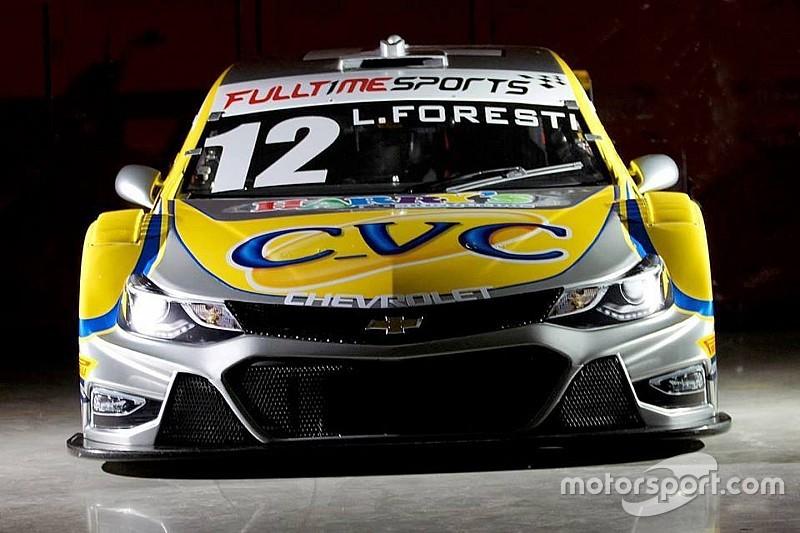 Brazilian V8 Stock Car presents the new Chevrolet