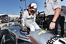 Montoya niega problemas con las cúpulas de seguridad de autos de IndyCar