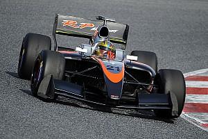 Formula V8 3.5 Noticias Cecotto y Baptista competirán en la F3.5 con RP Motorsport