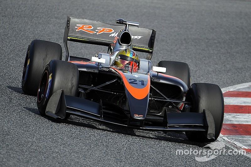 Cecotto y Baptista competirán en la F3.5 con RP Motorsport