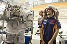 Galería: Pilotos de MotoGP en la NASA