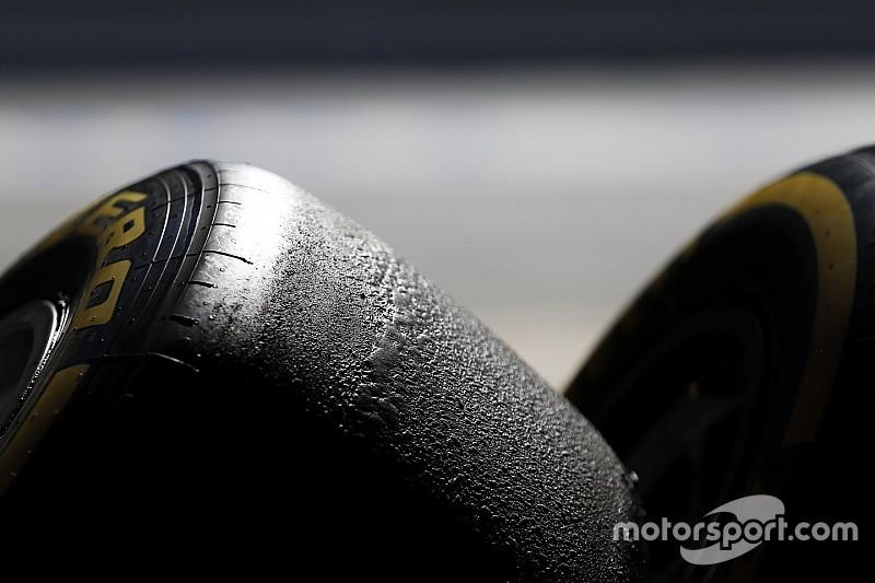 Pirelli: i team hanno ricevuto le gomme per la galleria in ottica 2017