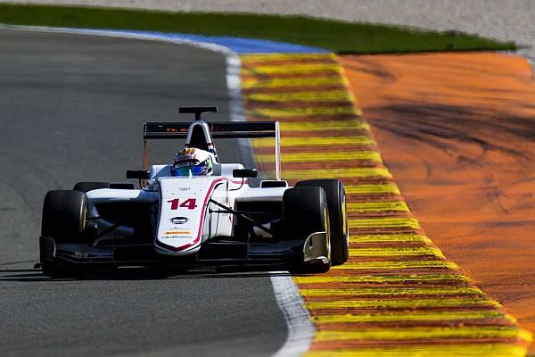 Matt Parry se pone por delante de los ART en la GP3