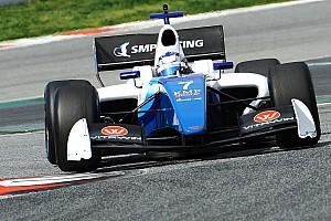 Formula V8 3.5 Résumé d'essais Aragón, J1 - Orudzhev en tête d'une séance ultra-serrée