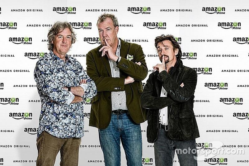 Bedenk jij de naam voor de autoshow van Clarkson, Hammond en May?