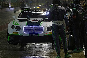 Blancpain Sprint Résumé de course Victoire surprise de Bentley lors de la course qualificative