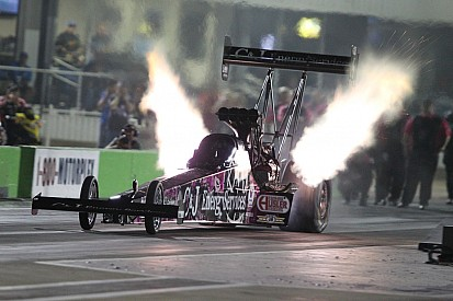 Bob Vandergriff shuts down his NHRA Top Fuel team