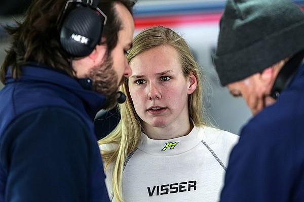 Beitske Visser retrouve un baquet en F3.5