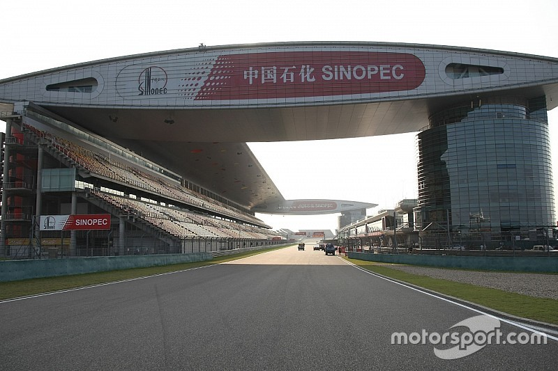 Журнал Inside Grand Prix: Шанхай