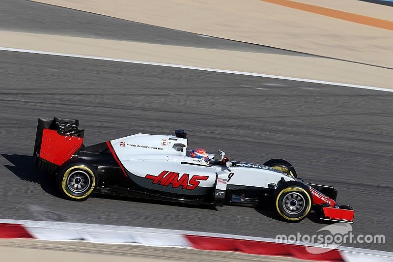 Haas diz que não espera top-5 em todas as provas