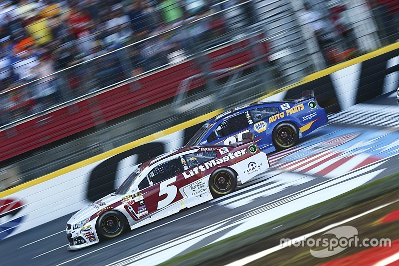 Kasey Kahne throws weight behind LiftMaster project