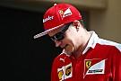 Raikkonen erkent dat betrouwbaarheid Ferrari beter moet