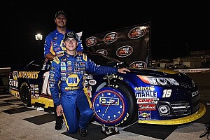 NASCAR Interview Todd Gilliland making big strides in budding racing career