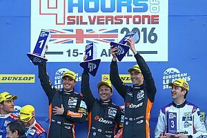 European Le Mans Crónica de Carrera Van der Garde ayuda a la victoria en las 4 Horas de Silverstone