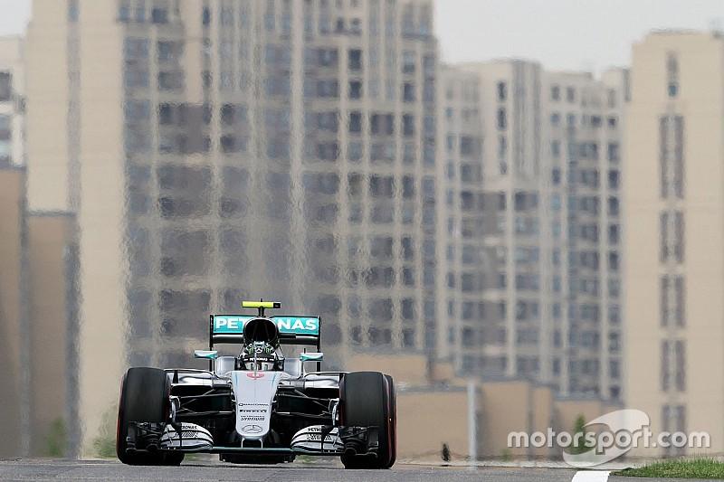 Положение в общем зачёте и Кубке конструкторов после ГП Китая