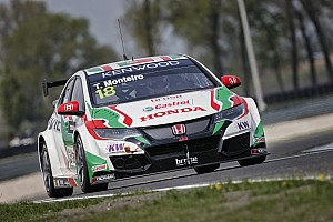 WTCC Gara Trionfo di Monteiro in una tiratissima Opening Race