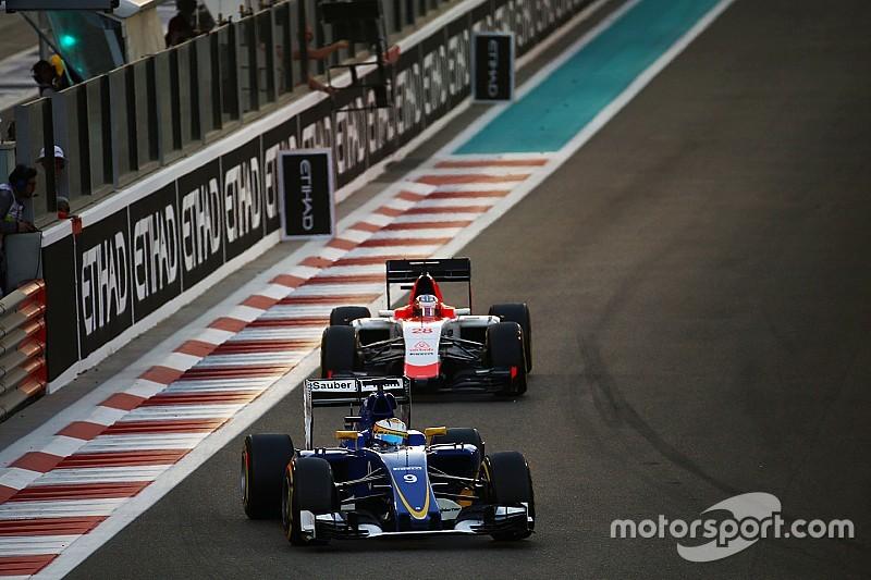Grosjean: Ericsson'un kazası 'aptalca'