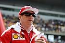 """Raikkonen: """"Ferrari kan dit jaar nog steeds om de titel meedoen"""""""