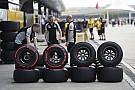 Conselho Mundial define 25 dias de testes com pneus de 2017
