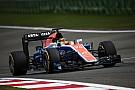 Wehrlein: Manor puede puntuar en 2016
