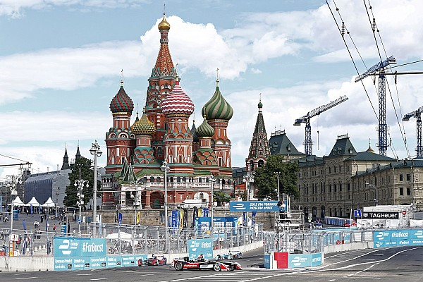 Formula E Moscow Formula E race thrown into doubt