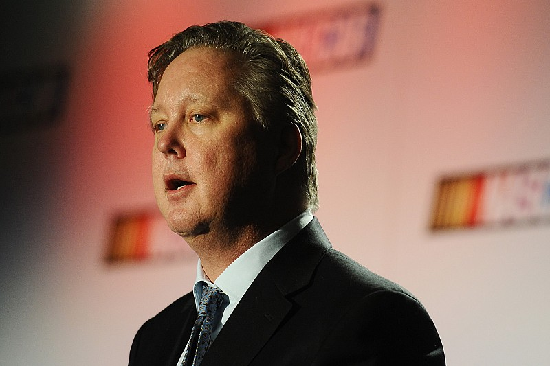 NASCAR's Brian France says sport opposes controversial new N.C. law