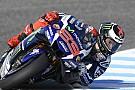 MotoGPスペインGP:初日ロレンソが制圧
