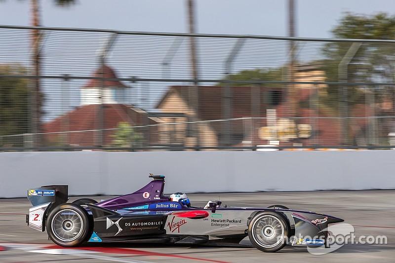 Бёрд завоевал поул на парижском этапе Формулы Е