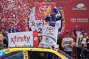 NASCAR XFINITY Reporte de la carrera Dale Earnhardt Jr. se lleva el triunfo en Richmond