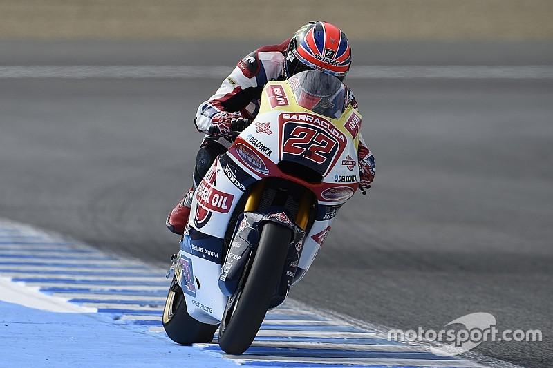 Lowes domina corrida em Jerez e abre vantagem na Moto2
