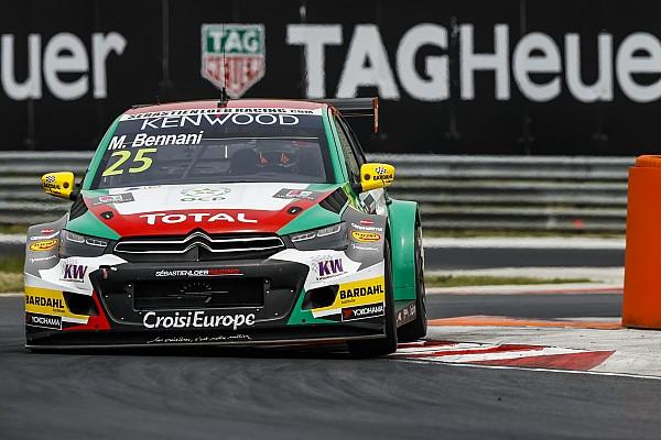 WTCC in Budapest: Citroën erstmals seit 2014 ohne Punkte