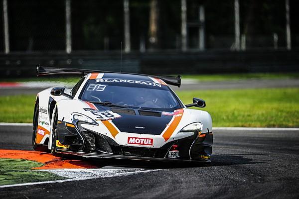 Monza BEC: Garaje 59 de McLaren vence en la apertura de la Blancpain Endurance
