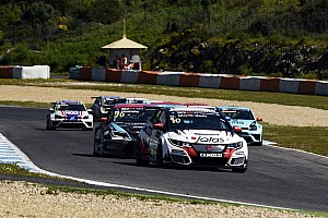TCR Rennbericht TCR in Estoril: Gianni Morbidelli und James Nash dominieren