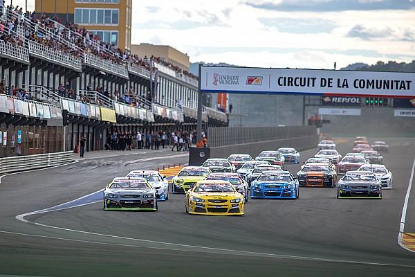 Auftakt in der NASCAR-Euroserie: Anthony Kumpen legt vor
