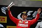 La F1 tiene que ser vista como deporte y no como espectáculo, dice Vettel