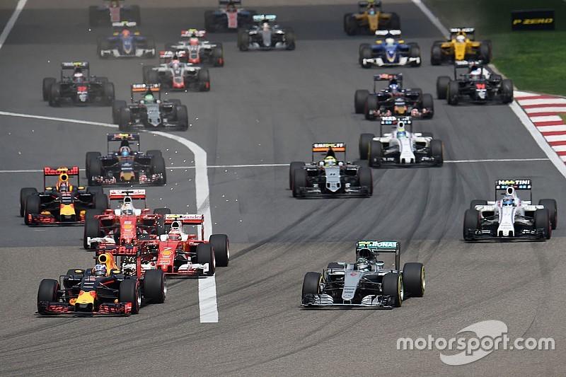 Las reglas que pretende cambiar la Fórmula 1 para 2017