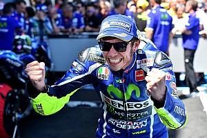 MotoGP Commento Randy Mamola: il messaggio di Valentino Rossi