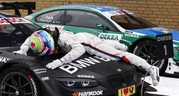 Spengler: BMW ile kazanmak rüya gibi