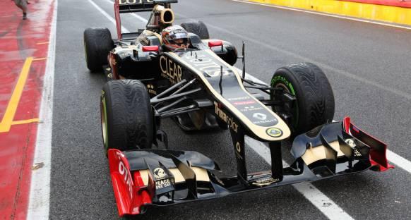 Lotus'un potansiyeli D'Ambrosio'yu ikna etti