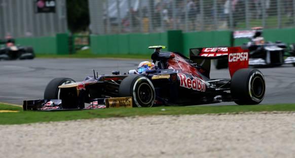 Vergne: Red Bull'a geçmek için yarışmıyorum