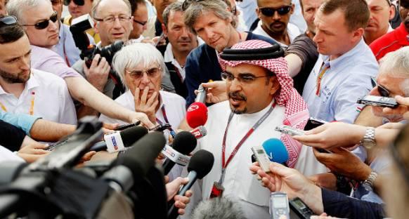 Bahreyn Grand Prix'i güvende
