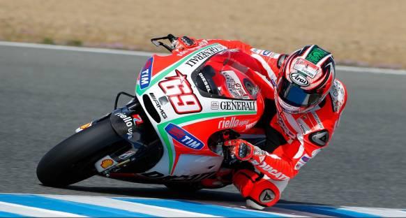 Yağmur Mugello'da Ducati testini etkiledi