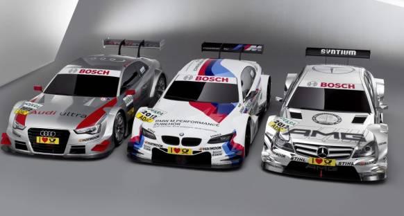 Evine hoş geldin BMW - DTM 2012 sezonu başlıyor