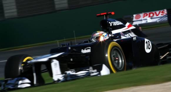 Maldonado sıralamalarda daha iyi olmayı hedefliyor