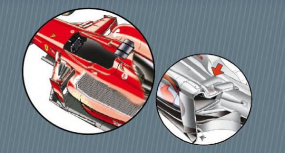Ferrari, 'Sauber'in sidepodlarını kopyalayacak'