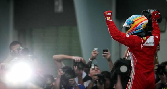 Fry: Alonso'nun zaferi baskıyı hafifletmedi