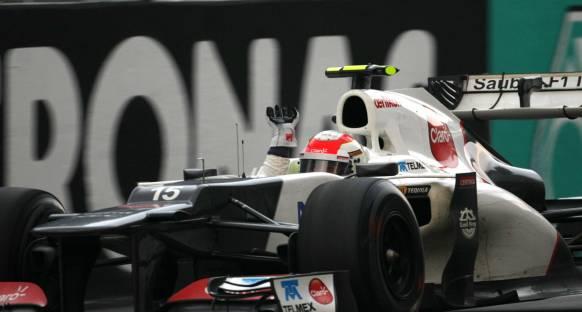 Sauber: Yarışı kazanamadık diye üzülmek gereksiz