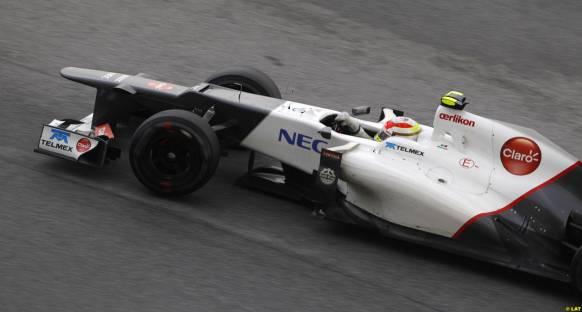 Sauber: Perez kasten hata yapmadı