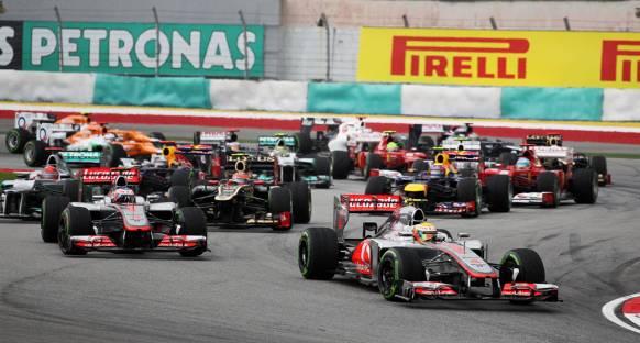 Malezya Grand Prix - Canlı